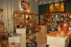 Mountain Made an Asheville NC Art Gallery