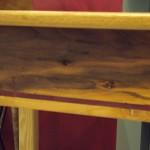 Side Table w/Mahogany Inlay - $660 (Reg. $1100)
