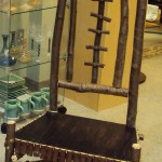 David Seigmyre – Unique Ladder Back Chair Style#2