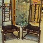 Unique Ladder Back Chairs Style 1 and 2
