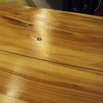 Joe Blazina - Rustic Twig Side Table