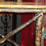 Joe Blazina - Rustic Twig Side Table