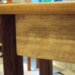 Ronno Cooke – Hall Table Waterfall Oak
