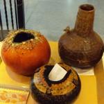 Handcrafted Gourd Artwork