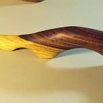 Wooden Otter Letter Opener