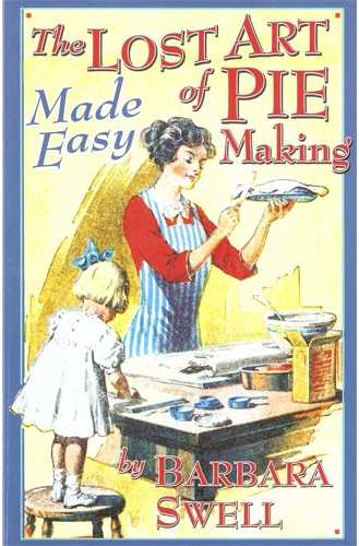 pie cookbook - by Asheville author Barbara Swell