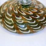 Blown Glass Lamp
