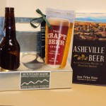 Craft Beer Tote with Books