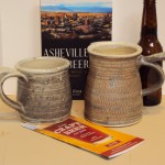 Handcrafted Beer Mugs with Books