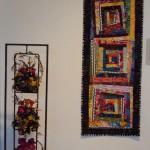 Quilt by Nalan Weaver, a Mountain Made Artist