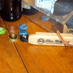 Custom bottle cap poppers by Blue Ridge Chair