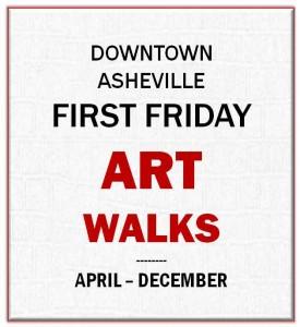Asheville art walk