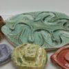 Asheville Ceramic Artist Sondra Hasting's Meditation Plates