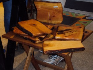 Asheville Woodworking - Bare Wood Naturals
