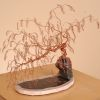 Wire Art – Bonsai Tree Sculptures by Jim Beghtol