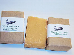 Wellsprings Farms Soaps