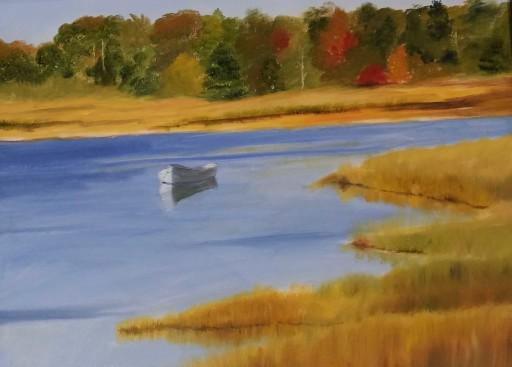 Catherine Godfrey - painting