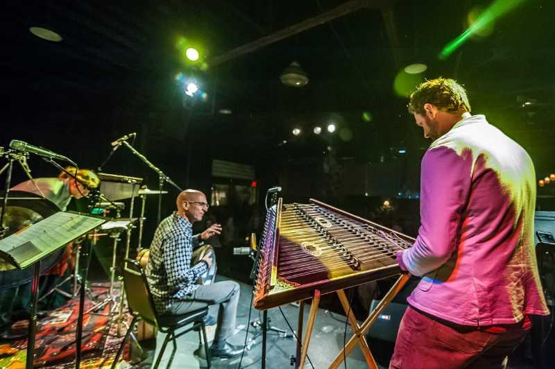 Joshua Messick - Hammered Dulcimer Music