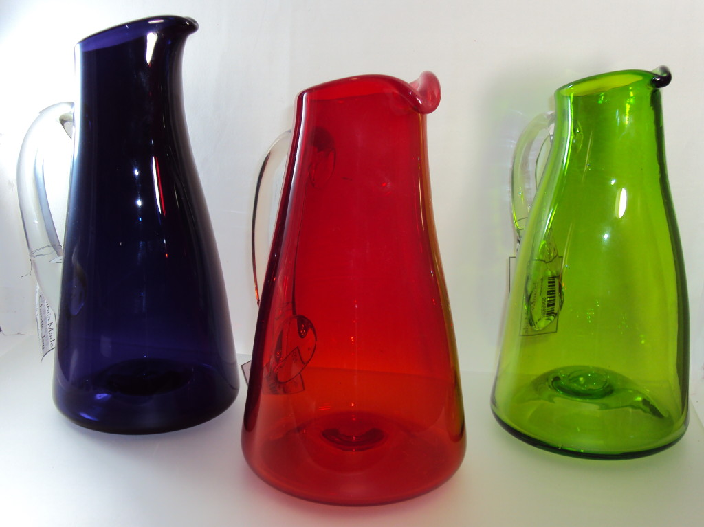 Traditional Glassblowing - by Asheville Artist Terri Sigler