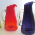 Traditional Glassblowing by Terri Sigler – Weaving Colors in Glass