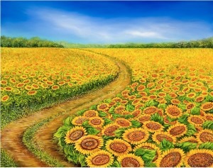 olga-dorenko-sunflowers