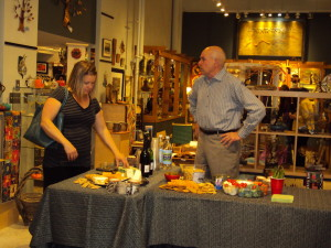 American Craft Week Events: Friday Art Walk
