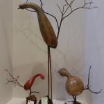Gourd Birds