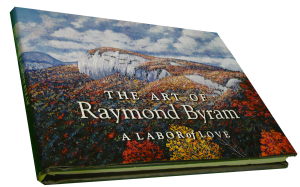 Asheville Oil Painter Ray Byram
