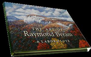 Asheville Oil Painter Ray Byram