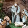 Ceramic Indoor Nativity Scenes (Sets)