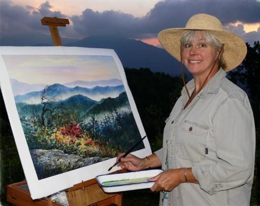 Jo_Ridge_Kelley_Watercolor _Demonstration