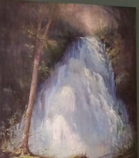 """Crabtree Falls"" by Jo Ridge Kelley"
