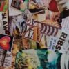 Interactive Asheville Art Walk – Collages: Putting It Together with Love
