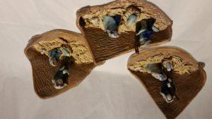 miniature ceramic Nativity Scenes