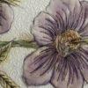 Plant Pounding Quilt Art by Bonnie Lucas