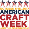 What is American Craft Week?