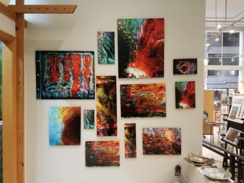 Abstract Photography by Richard Howell at Mountain Made
