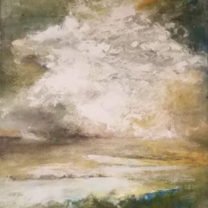 Nan-Davis-Painting- clouds