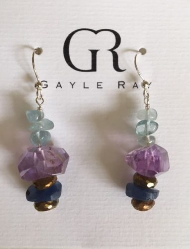 Asheville Jewelry Designer - Gayle Ray