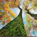 Fine Art Paintings by Asheville Artist Tebbe Davis