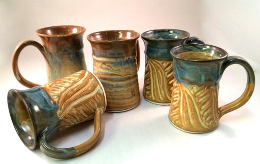 fine art ceramics - tony bledsoe