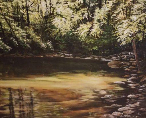 Landscape Paintings - Jenean Hornbuckle