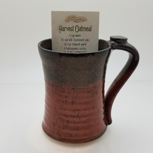 Mug-Cathey Chet-Brown-Mountain Made