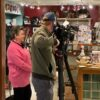 Mountain Made Gallery in the News! [WLOS-TV Interview at the Grove Arcade]